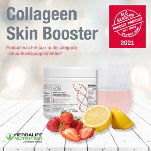 Collageen Skin Booster bodyplan-helvoirt-huidverbetering-beautysalon-herbalife